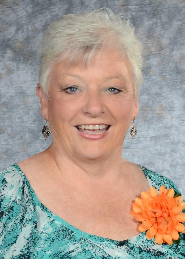 Gwenda Chapman 1954-2016